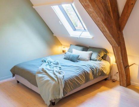 slaapkamer - (c) Kris Martlé