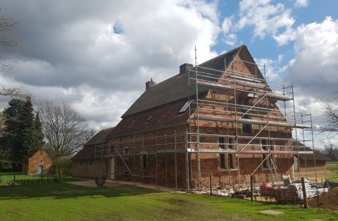 restauratie - gevels huis